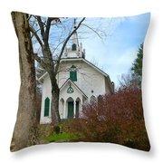 Crescent Hill Baptist Church Throw Pillow