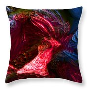 Crespace Throw Pillow