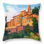 Crillon Le Brave Throw Pillow
