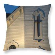 Cris-cross Throw Pillow