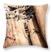 Critter Throw Pillow