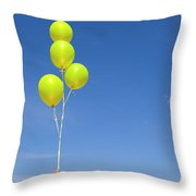 Cropped Image Of Womans Hand Holding Throw Pillow