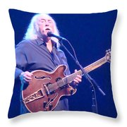 Crosby Concert View Throw Pillow
