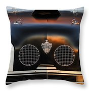 Crosley Front End Throw Pillow
