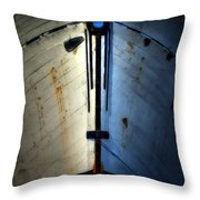Cross Bow Throw Pillow