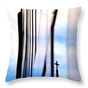 Cross Spire 5077 Throw Pillow