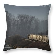 Crossing The Delta  -  150310a-021 Throw Pillow