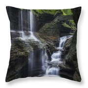 Crown Jewel Square Throw Pillow
