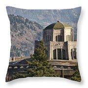 Crown Point Throw Pillow