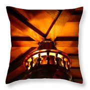 Crows Nest At Ship Tavern In The Brown Palace Hotel Throw Pillow