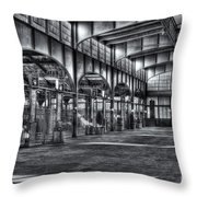 Crrnj Terminal Vi Throw Pillow