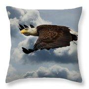 Cruisin' Altitude Throw Pillow