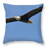 Cruising Throw Pillow
