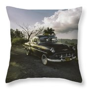 Cruising Into The Weekend.. Throw Pillow
