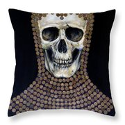 Crusader Throw Pillow