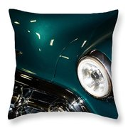 Cruzin Chevy Throw Pillow