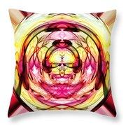 Crystal Ball 1 Throw Pillow