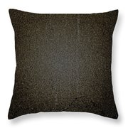Crystal Melting Down Throw Pillow