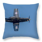 Ct-156 Harvard II Throw Pillow