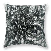 Cubisto 2 Throw Pillow