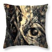 Cubisto 2.5 Throw Pillow