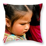 Cuenca Kids 547 Throw Pillow