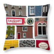 Cultural Kilkenny Throw Pillow
