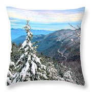 Cumberland Gap Throw Pillow