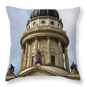 Cupola French Dome - Berlin Throw Pillow