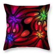 Curbisme-34 Throw Pillow