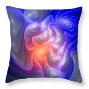 Curbisme-86-b Throw Pillow