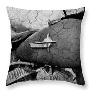 Custom Harley Throw Pillow