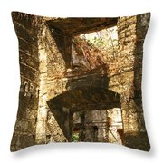 Customs House One Throw Pillow