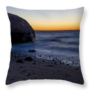 Cutchouge Ny Sunset Throw Pillow