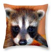 Cutest Little Baby Face Throw Pillow