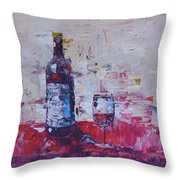 Cuvee Special Throw Pillow