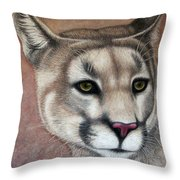 Cy Throw Pillow