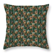 Cynthie Deer Bedding Throw Pillow