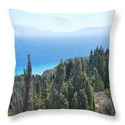Cypress 2 Throw Pillow