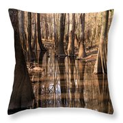 Cypress Hall Throw Pillow