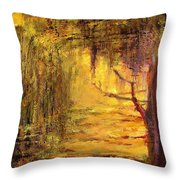 Cypress Throw Pillow