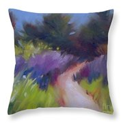 Cypress Passage Throw Pillow