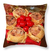 Cyprus Easter Tradition Throw Pillow