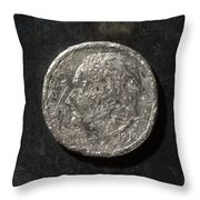 D 1990 A H Throw Pillow