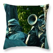 D C Monuments 3 Throw Pillow