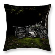 D-rad R04 In A Forest Throw Pillow