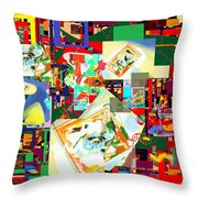Daas 18b Throw Pillow
