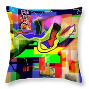 Daas 1c Throw Pillow