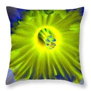 Daffodil Dreams - Photopower 1904 Throw Pillow