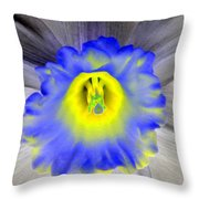 Daffodil Dreams - Photopower 1919 Throw Pillow